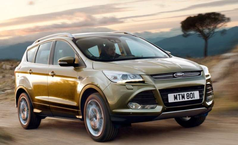FORD KUGA POWERSHIFT 120 CV