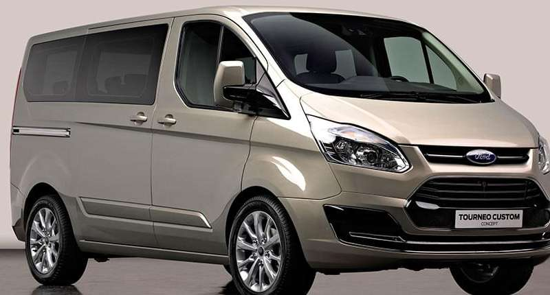 FORD TOURNEO CUSTOM 8 POSTI L1 H1 SPORT